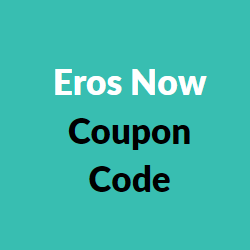 eros now coupon code