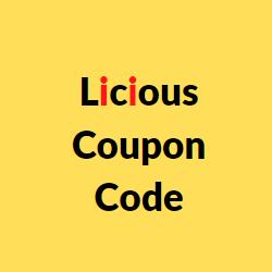 licious coupon code