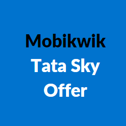 mobikwik tata sky offers