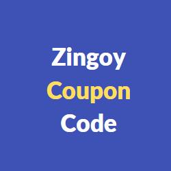 zingoy coupon code