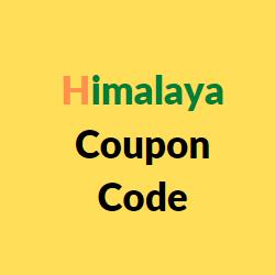Himalya Coupons