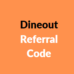 dineout referral code