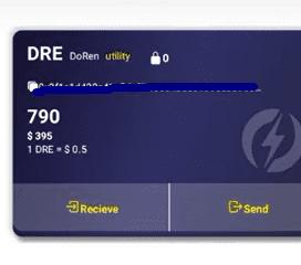 dodo wallet balance