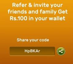refer and invite