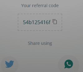 usemycards code