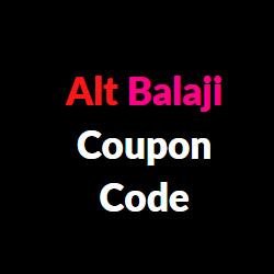 Alt Balaji Coupon Code