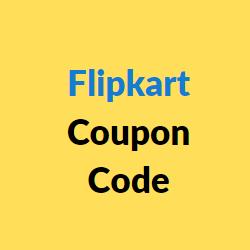 Flipkart Coupon Code
