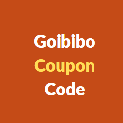Goibibo Coupon Code