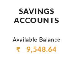 NSDL saving