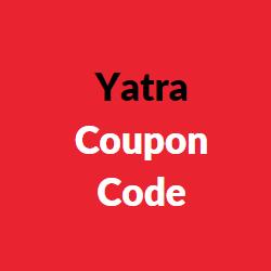 Yatra Coupon Code