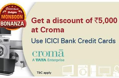 croma discount