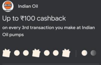 google pay offer