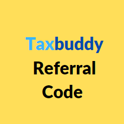 taxbuddy refer and earn