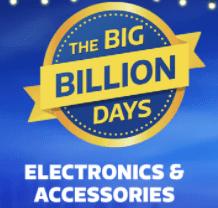 Flipkart Big Billion Days Sale