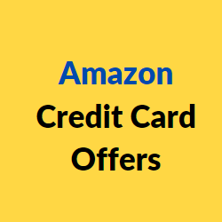 amazon credit card offers