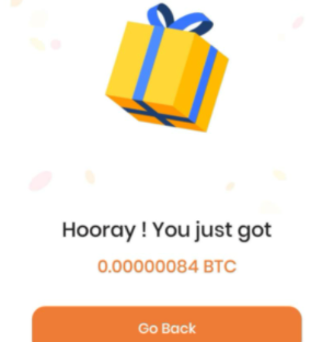 bitcoin reward