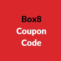 box8 coupon code