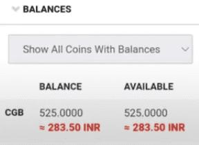 instafx balance