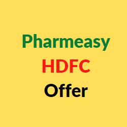 pharmeasy hdfc offer