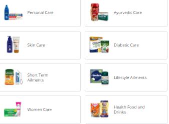 pharmeasy products