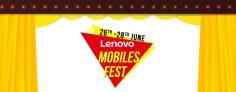 Flipkart Lenovo Mobiles Fest 26 -28th June – Get Stunning Discount On Mobiles