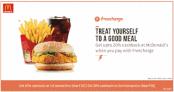 McDonalds Offer – Get Upto 10% Cashback At McDonalds Via Freecharge Wallet