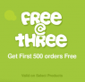 Firstcry Free At Three – Get Free Products At 3 Pm on 14th May