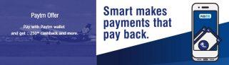 Paytm GoAir Offer – Get Rs 250 Cashback through Paytm Wallet
