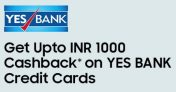 Samsung Pay Yes Bank Offer – Get Upto Rs 1000 Cashback