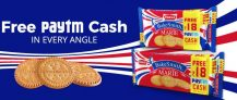 Paytm Bakesmith – Get Rs 18 Paytm cash On Purchase of Bakesmith Pack