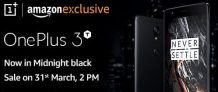 Amazon Exclusive: Register For OnePlus 3T Midnight
