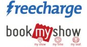 Freecharge – Get 50% off on First Bookmyshow booking