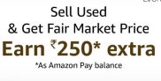 Amazon Prime – Buy, Sell, Earn and Get Rs 250 Amazon Pay Balance
