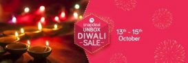 Snapdeal Unbox Diwali Sale – Get Upto 75% Discounts On Products