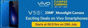Amazon Vivo Campus Carnival – Exiting Deals on Vivo Smartphones