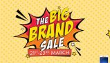 Paytm Big Brand Sale – Get Amazing Discounts 21st – 23rd March