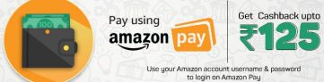 Bookmyshow Amazon Pay Offer – Get 50% Cashback Upto Rs 125