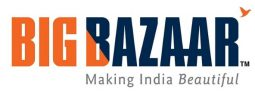 Big Bazaar – Get Rs 50 Off At Big Bazaar for purchases of Rs 1000
