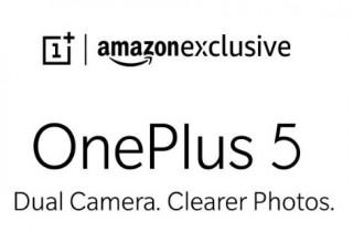 Amazon – Oneplus 5 Smartphone Live On 27th June