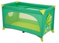 Chicco Easy Sleep Playard Cot (Green) @ Rs 4494 – Flipkart