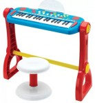 Fisher-Price Play Along Keyboard with Stool (Multicolor) Rs 9704  – Flipkart