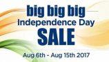 BigBasket Independence Sale – 5% Cashback On Order of Rs 1500