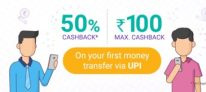 Phonepe App – Get 50% cashback Upto Rs 100 On First Recharge