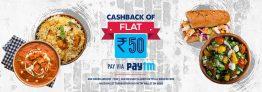 Box8 Paytm Offer – Get Flat 50 cashback with Paytm
