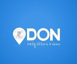 DON App – Get ₹15 as Signup Bonus