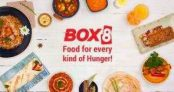 Box8 –  Buy 1 Get 1 Free on Food Order