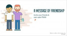 Freecharge Refer And Earn – Get Rs.50 Cashback + Rs.50 Per Refer