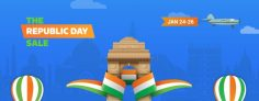 Flipkart Republic Days Sale – Get 90% Off in Republic Days Sale